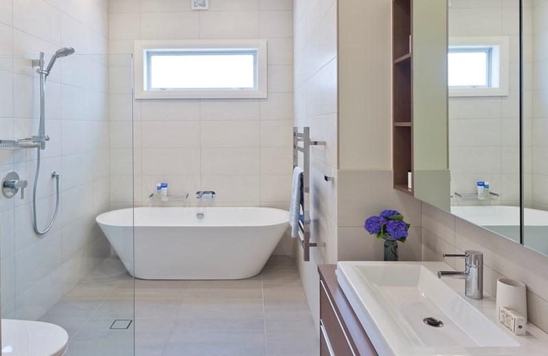 Wet Room Bathrooms Nz. Keeping A Bathroom Floor Clear Of Lips And Steps And Cantilevering Cabinetry Off The Wall